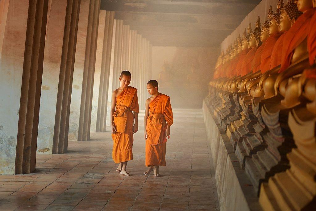 5 vežbi tibetanskih monaha za mladolikost_698210134