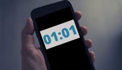 Šta znači kada na satu vidite 0101