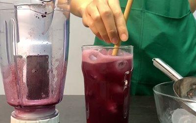 sok od grozdja recepot