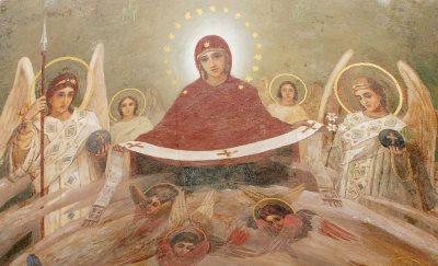 Običaji na praznik Pokrova Presvete Bogorodice_34675114