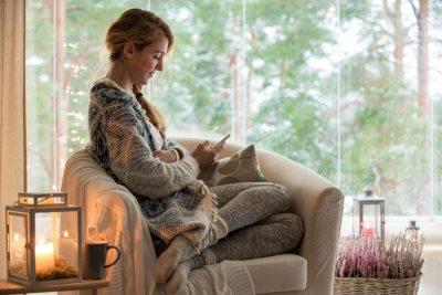 6 feng šui trikova za privlačenje sreće u dom pre zime_763514968